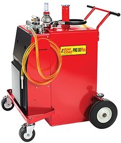 Jdofcp30aul Steel Gas Caddy 30 Gallon Air Motor Ul